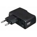 зарядное устройство Сетевое зар./устр. Buro 2.1A черный XCJ-024-2.1A