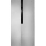холодильник LG GC-B247 JMUV (с морозильником), серебристый