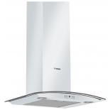 вытяжка кухонная Bosch DWA 06 E 621 WH, белая