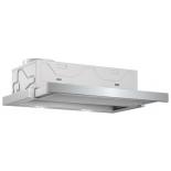 вытяжка кухонная Bosch DFM 064 A 51 IX, серебристая