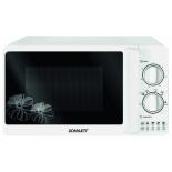 микроволновая печь Scarlett SC-MW9020S01M, белая