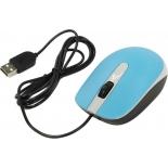 мышка Genius DX-160 USB, голубая