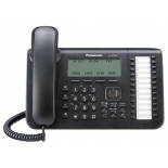 IP-телефон Panasonic KX-NT546RU-B, черный, купить за 12 040руб.