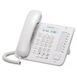 проводной телефон Panasonic KX-NT551RU белый