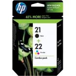 картридж HP 21+22 SD367AE (двойная упаковка)