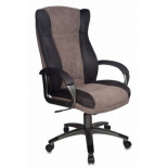 компьютерное кресло Бюрократ CH-879DG/F-C кофе