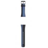 ремешок для умных часов Samsung Gear S3 силиконовый черный
