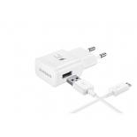 зарядное устройство Samsung 2A (EP-TA20EWECGRU) белое