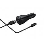 зарядное устройство Samsung 2A автомобильное (EP-LN915CBEGRU) черное