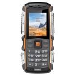сотовый телефон TeXet TM-513R, черно-оранжевый