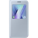 чехол для смартфона Samsung для Galaxy A5, S View Standing Cover (EF-CA520PLEGRU) синий