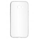 чехол для смартфона SkinBox 4People Slim T-S-SGA52017-005, для Samsung Galaxy A5 (2017), бесцветный прозрачный