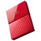 жесткий диск Western Digital WDBUAX0020BRD-EEUE 2Тb, красный