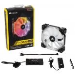 кулер Corsair HD120 RGB CO-9050066-WW (светодиодная подсветка)