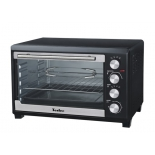 мини-печь, ростер Tesler EOG-3800, черный