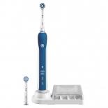 зубная щетка Braun Oral-B SmartSeries 4000 сине-белая