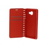 чехол для смартфона New Case Book для Asus ZenFone 3 ZE520KL, красный