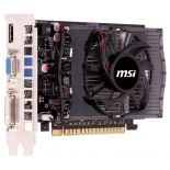 видеокарта GeForce MSI PCI-E NV N730-4GD3 GT730 4GB DDR3 128bit