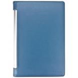 чехол для планшета IT BAGGAGE для планшета LENOVO Yoga Tablet 10'' B8000/B8080 искус.кожа, синий