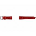 ремешок для умных часов Samsung Galaxy Gear S3 classic ET-YSA76MREGRU оранжево-красный