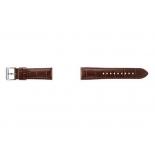 ремешок для умных часов Samsung Galaxy Gear S3 classic ET-YSA76MDEGRU коричневый