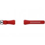 ремешок для умных часов Samsung Galaxy Gear S3 Frontier (ET-YSU76MREGRU) оранжево-красный