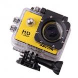видеокамера SJCAM SJ4000, желтая