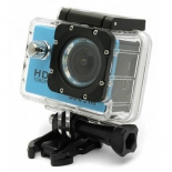 видеокамера SJCAM SJ4000, синяя