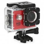 видеокамера SJCAM SJ4000, красная