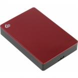 жесткий диск Seagate 4000Gb STDR4000902 USB3.0, красный