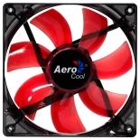 кулер AeroCool Lightning 12cm, Red