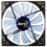 кулер компьютерный AeroCool Lightning 14cm, синий