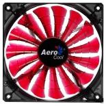 кулер AeroCool Shark Fan Devil, 12cm, красная