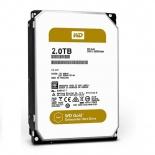 жесткий диск Western Digital WD Gold 2 TB (WD2005FBYZ), 7200 rpm, буфер 128 Mb