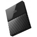 жесткий диск Western Digital WDBUAX0030BBK-EEUE (3 Тб, 2.5'', внешний, USB 3.0), чёрный