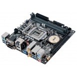 материнская плата Asus H170I-Plus D3 (LGA1151, DDR3 DIMM, mini-ITX)