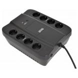 источник бесперебойного питания Powercom SPD-650N 390W, черный