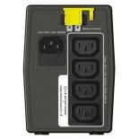 источник бесперебойного питания APC by Schneider Electric Back-UPS 650/360 VA IEC