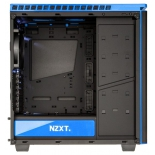 корпус компьютерный NZXT H440 (CA-H442W-M4), черно-синий