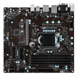 материнская плата MSI B250M PRO-VDH (mATX, LGA1151, Intel B250, 4xDDR4)