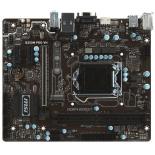 материнская плата MSI B250M PRO-VH (mATX, LGA1151, Intel B250, 2xDDR4)