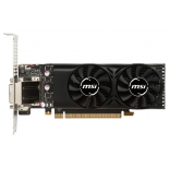 видеокарта GeForce MSI GeForce GTX 1050 Ti 1290Mhz PCI-E 3.0 4096Mb 7008Mhz 128 bit DVI HDMI HDCP LP