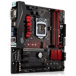 материнская плата ASRock Fatal1ty B250M Performance (mATX, LGA1151, Intel B250, 4xDDR4)