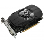 видеокарта GeForce ASUS PCI-E NV GTX1050 Ti 4096Mb 128b DDR5 PH-GTX1050TI-4G