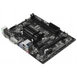 материнская плата ASRock J3060M with Intel Dual-core Celeron J3060, mATX, 2xDIMM DDR3, Max 16GB, 1xPCI-E VGA DVI HD