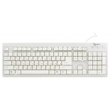 клавиатура Gembird KB-8300-R PS/2