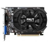 видеокарта GeForce Palit GeForce GTX 650 1058Mhz PCI-E 3.0 1024Mb 5000Mhz 128 bit DVI Mini-HDMI HDCP