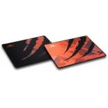 коврик для мышки Asus Strix Glide Control, Черный/Оранжевый