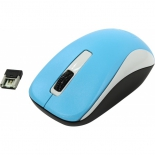 мышка Genius NX-7005 USB, голубая