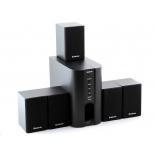 комплект акустических систем Defender Hollywood 35 (5.1, 50-20000 Гц, 45 Вт), Black